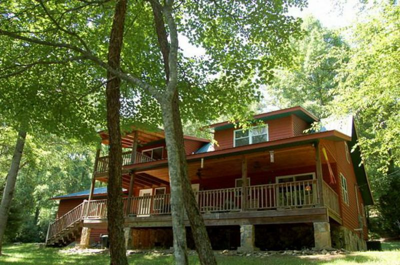 Toccoa River Escape Cabin Rentals
