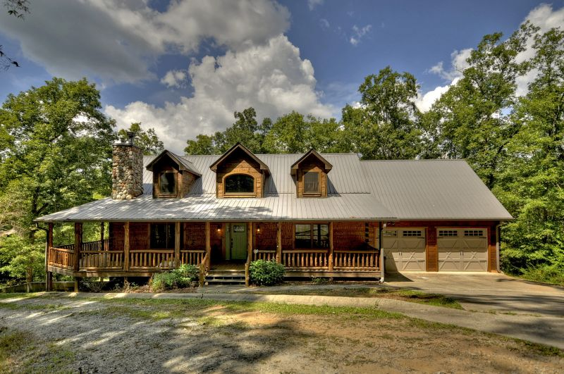Hidden Creek- Flat Nightly Cabin Rate for 12 Guests! Cabin Rental
